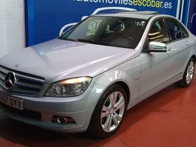 usado Mercedes C200 CGI BE Elegance Aut.