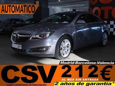 usado Opel Insignia 2.0 CDTI Excellence Auto 125 kW (170 CV)
