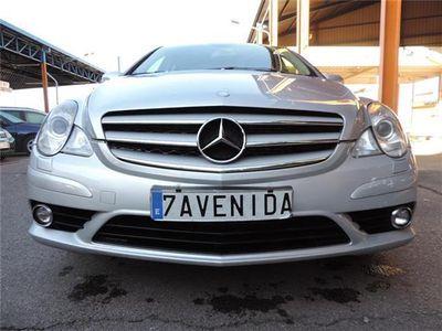 usado Mercedes R280 280 CDI CON CAMBIO AUTOMATICO