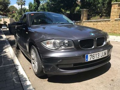 usado BMW 118 1er DPF Aut.