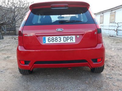 brugt Ford Fiesta 1.6TDCI GHIA