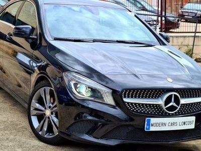 usado Mercedes CLA200 d AMG Line