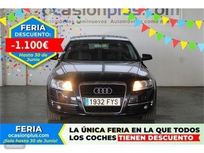 brugt Audi A6 4.2 FSI V8 quattro tiptronic