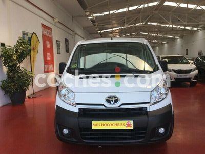 usado Toyota Proace Furgón 2.0d Comfort L2h1 128 cv en Malaga
