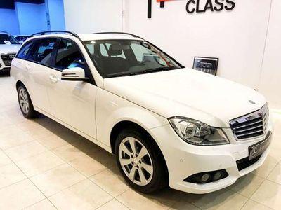 usado Mercedes C200 Clase CCDI Elegance Estate