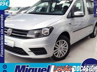 usado VW Caddy Maxi Trendline 2.0 TDI 75KW 102CV, Segunda Mano, Las Palmas