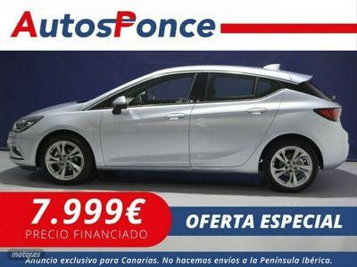 usado Opel Astra 1.4 Turbo SS 92kW 125CV Selective