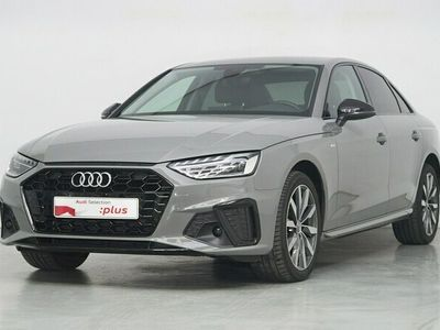 usado Audi A4 S line 35 TDI 120 kW (163 CV) S tronic Diésel Gris matriculado el 12/2019