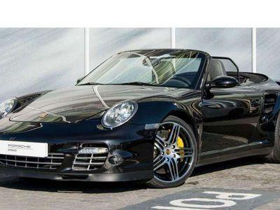 usado Porsche 911 Turbo Cabrio A.M.08