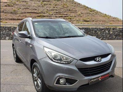 usado Hyundai ix35 1.6 GDi SLE 4x2