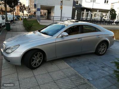 usado Mercedes CLS350 full adaptado a GLP