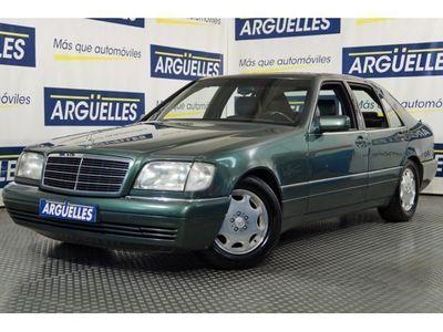 usado Mercedes 500 Clase S CLASENACIONAL