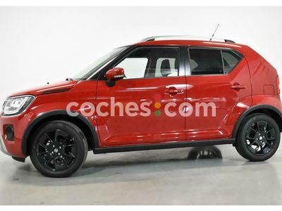 usado Suzuki Ignis 1.2 Mild Hybrid Evap Glx 2wd 90 cv en Sevilla
