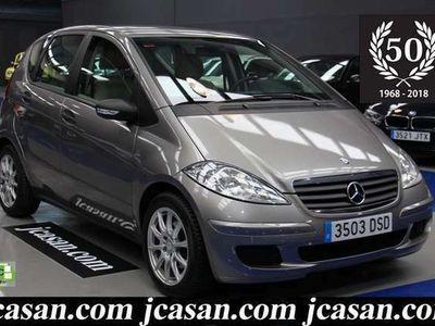 usado Mercedes A170 Clase ACLASSIC
