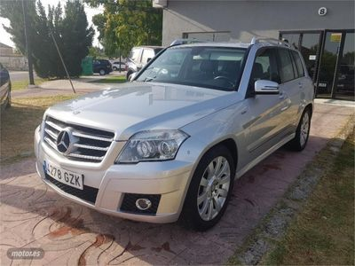 second-hand Mercedes GLK220 CDI BE 7G