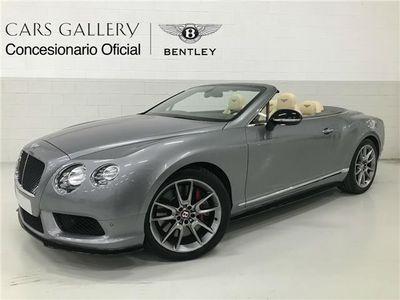 usado Bentley Continental GT Convertible V8 S - Concesionario Oficial