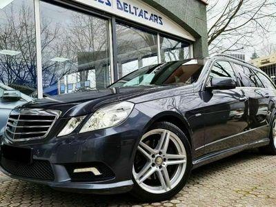 usado Mercedes E350 Clase ECDI BE Elegance Estate
