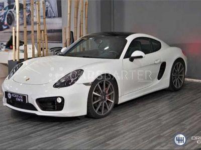 usado Porsche Cayman Cayman3.4 s 3p