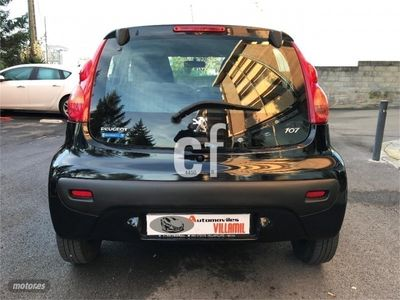 usado Peugeot 107 1.4 HDi Urban