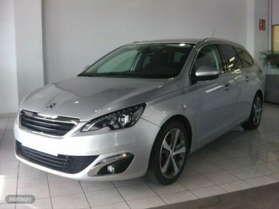 usado Peugeot 308 308 NuevoSW Allure 1.6 eHDI 115