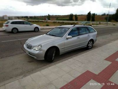 usado Mercedes C270 Familiar CDI Avantgarde