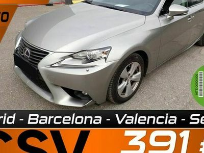 usado Lexus IS300h ECO
