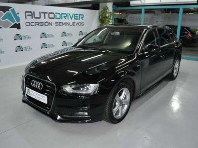 usado Audi A4 Avant 2.0TDI CD S line ed. 150 (4.75)