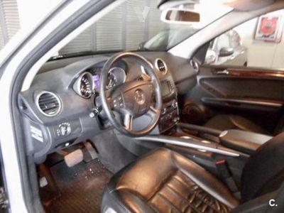 usado Mercedes ML320 Clase MCdi 4m 5p. -09