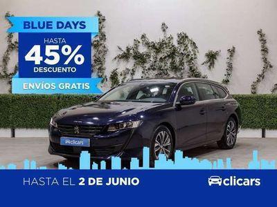 usado Peugeot 508 SW Allure BlueHDi 96kW(130CV) S&S EAT8