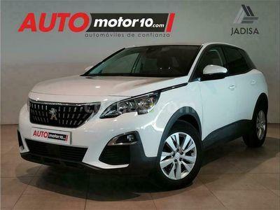 usado Peugeot 3008 1.5bluehdi Active S&s Eat8 130 130 cv en Jaen