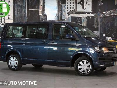 usado VW Caravelle Trendline Corto 2.0 TDI 75kW 102CV BMT