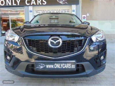 used Mazda CX-5 2.2DE Style P.Safety Automatico,Navegador