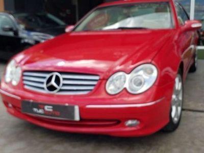 usado Mercedes CLK500 CLK Clase