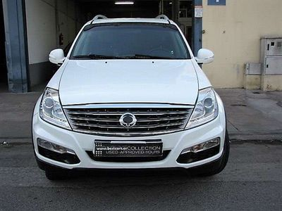 usado Ssangyong Rexton W 200 e-Xdi Limited 4x4