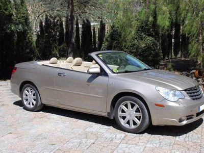 usado Chrysler Sebring Cabriolet 2.0CRD Limited