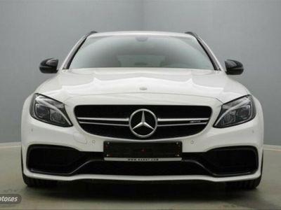 usado Mercedes C63 AMG Clase C AMGEstate