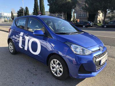used Hyundai i10 1.0 MPI Go