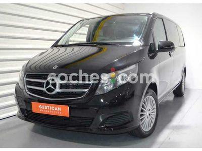 usado Mercedes V220 Clase VLargo 163 cv en Palmas, Las
