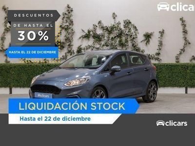 usado Ford Fiesta 1.0 EcoBoost S/S ST Line 100