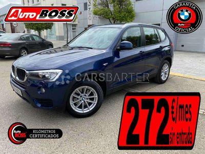 usado BMW X3 sDrive 18d 5p