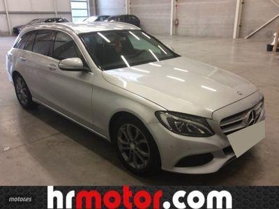 usado Mercedes 180 Clase C C Estate