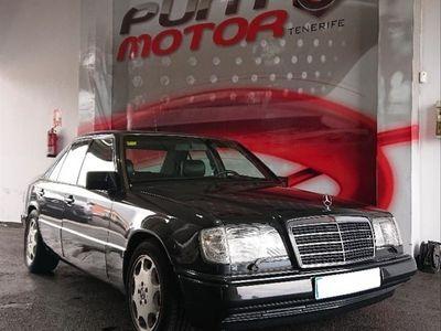 usado Mercedes E500 Clase E