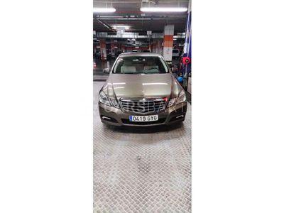 usado Mercedes E220 CDI BE Avantgarde Aut.(9.75) 4p