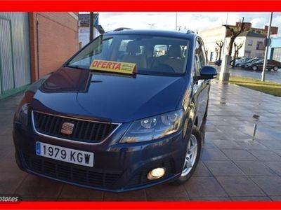 usado Seat Alhambra 2.0 TDI 140 CV Ecomotive Style