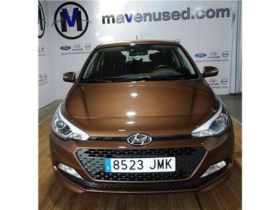 usado Hyundai i20 1.2 MPI Klass