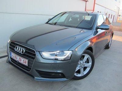 "usado Audi A4 2.0TDI 177cv ""S-Line """