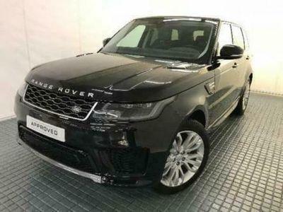 usado Land Rover Range Rover Sport 3.0 SDV6 183KW HSE AUTO 4WD 249 5P