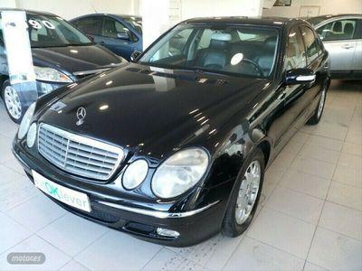 usado Mercedes E220 Clase ECDI ELEGANCE