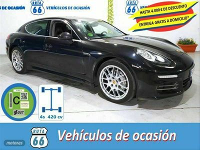 usado Porsche Panamera 3.0 4S