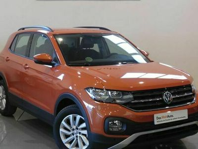 usado VW T-Cross - 1.0 TSI Advance DSG7 85kW